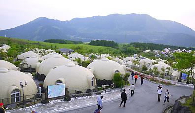 阿蘇周辺の温泉の温泉・露天風呂のある宿・ホテル …