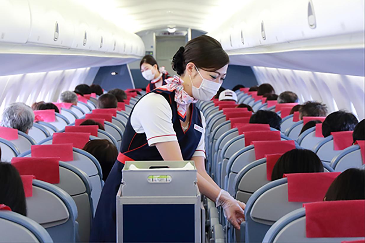 ウイルス 飛行機 キャンセル コロナ 新型コロナウィルス関連 国内線特別対応